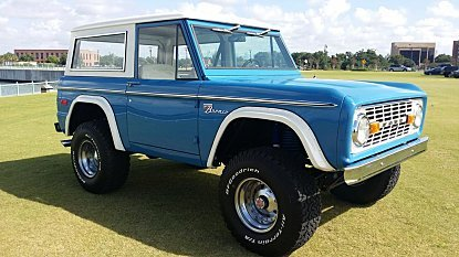 1976 Ford Bronco for sale 100736513