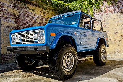 1976 Ford Bronco for sale 100773688