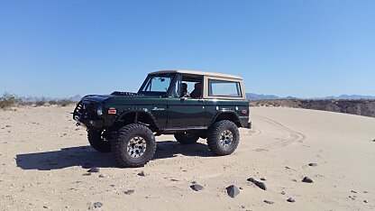 1976 Ford Bronco for sale 100910337