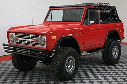 1976 Ford Bronco for sale 100915098