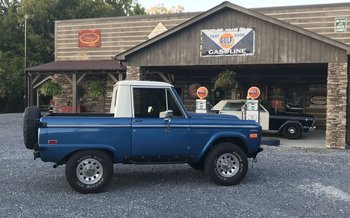 1976 Ford Bronco for sale 101032770