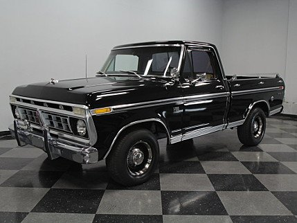 1976 Ford F100 for sale 100750035