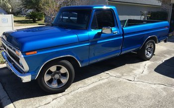 1976 Ford F100 2WD Regular Cab for sale 100916591
