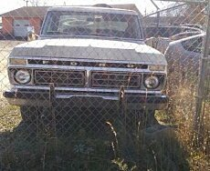 1976 Ford F100 for sale 100942278