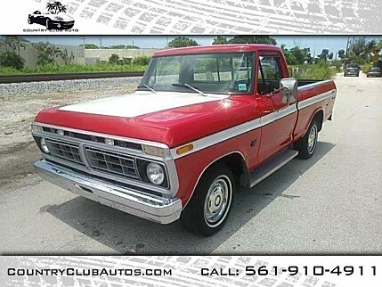 1976 Ford F100 for sale 100998258