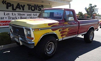 1976 Ford F150 for sale 100892845