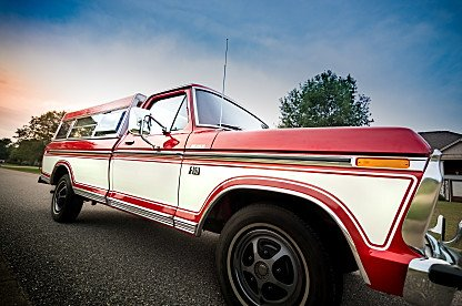 1976 Ford F150 2WD Regular Cab for sale 100924544