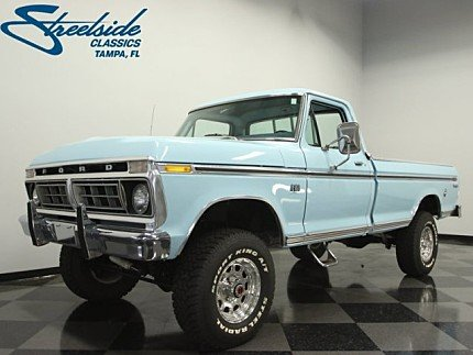 1976 Ford F150 for sale 100930410