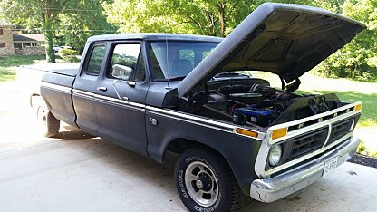 1976 Ford F150 2WD SuperCab for sale 100950968