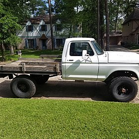 1976 Ford F250 for sale 100862545