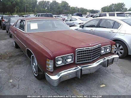 1976 Ford LTD for sale 101015898