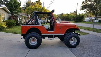 1976 Jeep CJ-5 for sale 100799842