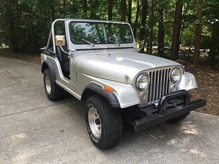 1976 Jeep CJ-5 for sale 100829587
