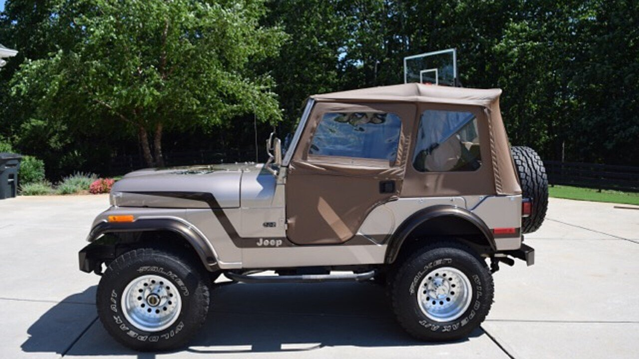 1976 Jeep CJ-5 for sale 100882639