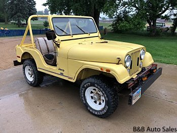 1976 Jeep CJ-5 for sale 101017516