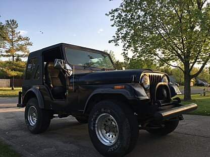 1976 Jeep CJ-5 for sale 101018545