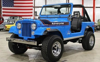1976 Jeep CJ-7 for sale 100926858