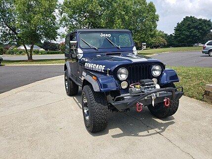 1976 Jeep CJ-7 for sale 101009746