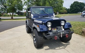 1976 Jeep CJ-7 for sale 101009746