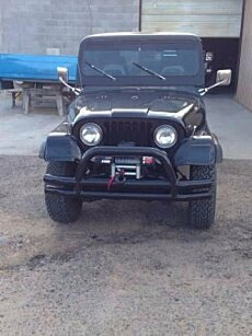 1976 Jeep CJ-7 for sale 100916040