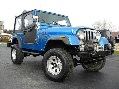 1976 Jeep CJ-7 for sale 100922559