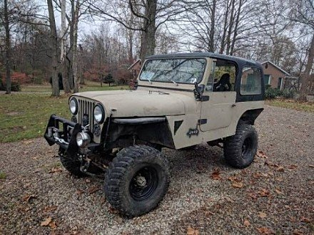 1976 Jeep CJ-7 for sale 100956048