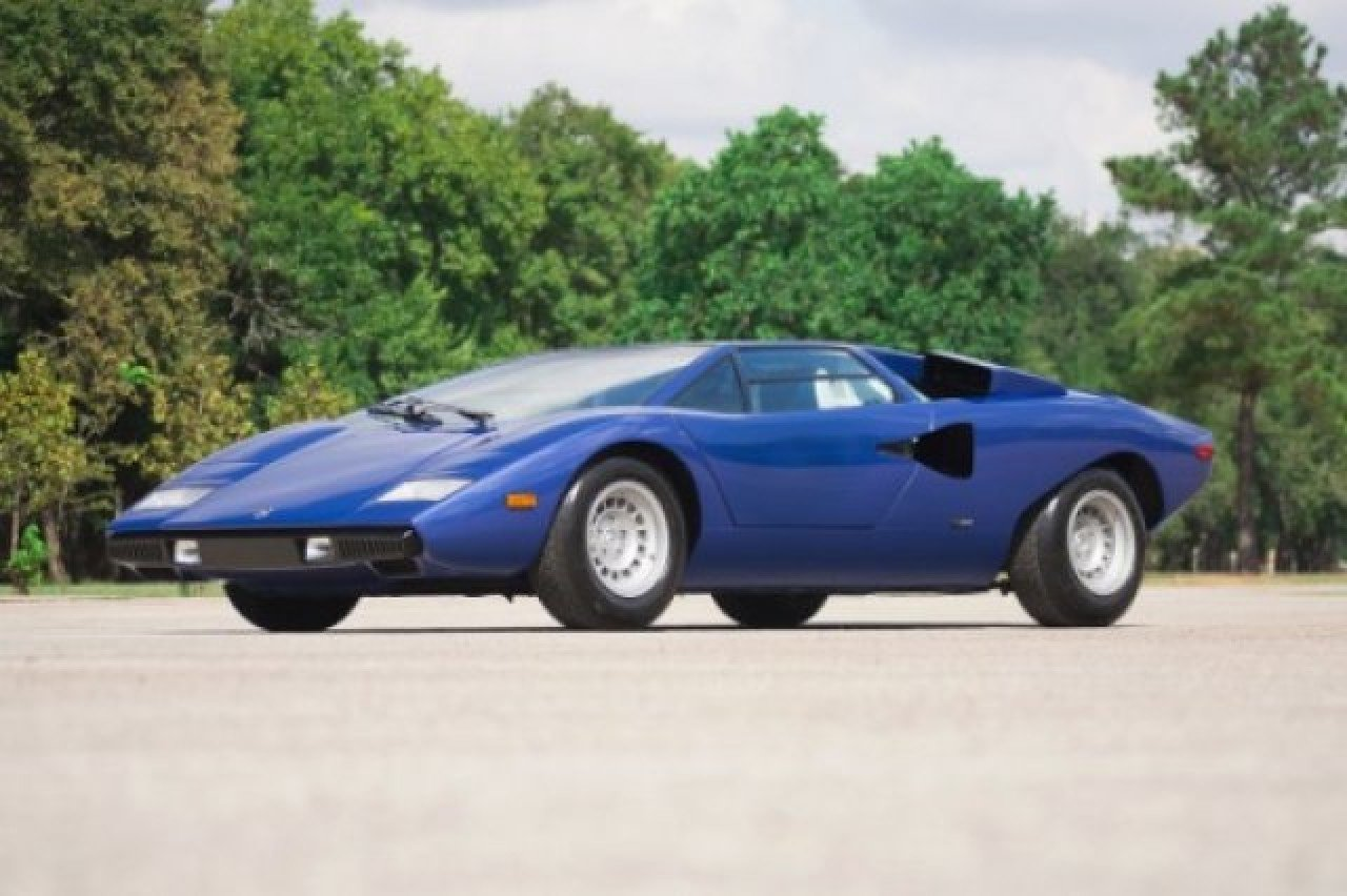 1976 Lamborghini Countach For Sale Near Queens New York