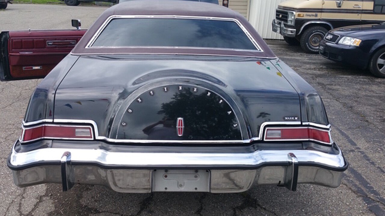1976 Lincoln Continental for sale 100791613