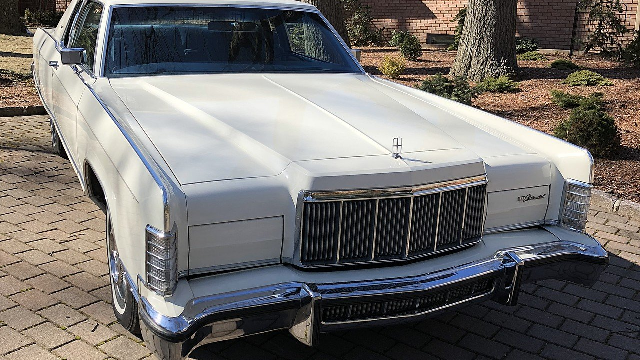 1976 Lincoln Continental for sale 100973559