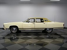 1976 Lincoln Continental for sale 100877255