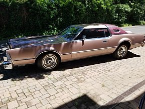 1976 Lincoln Continental Classics For Sale Classics On Autotrader