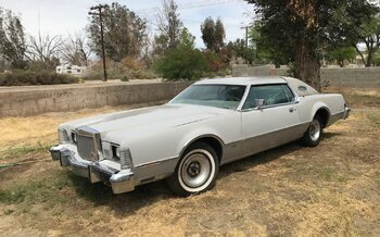 1976 Lincoln Continental for sale 101041964