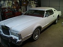 1976 Lincoln Mark IV for sale 100891931