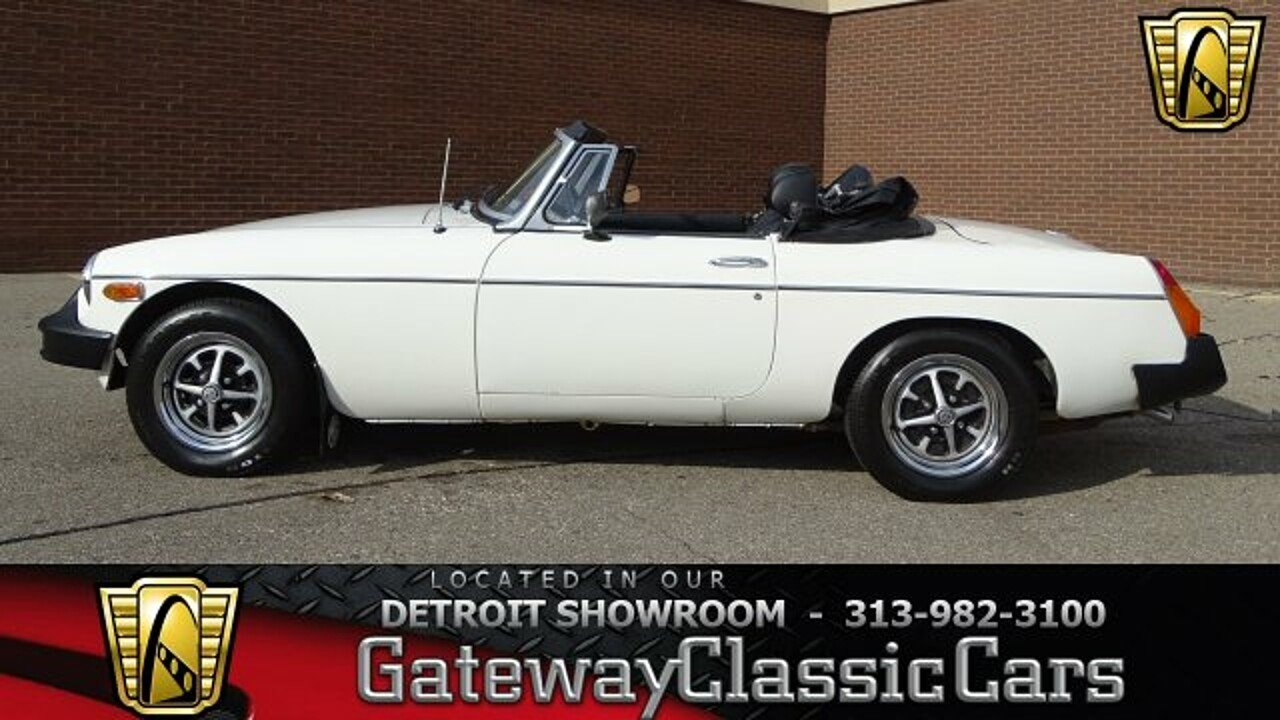 1976 MG MGB for sale 100923833