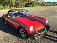 1976 MG MGB for sale 100837263