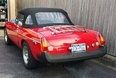 1976 MG MGB for sale 100909331