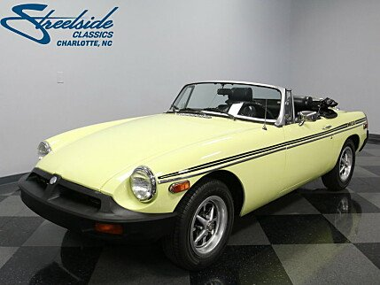 1976 MG MGB for sale 100923297