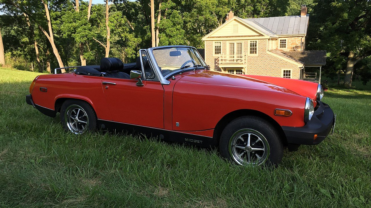 1976 MG Midget for sale 100883554