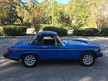 1976 MG Midget for sale 100830767