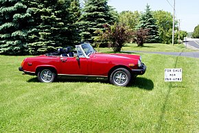 1976 MG Midget for sale 100887888