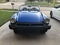 1976 MG Midget for sale 101050302