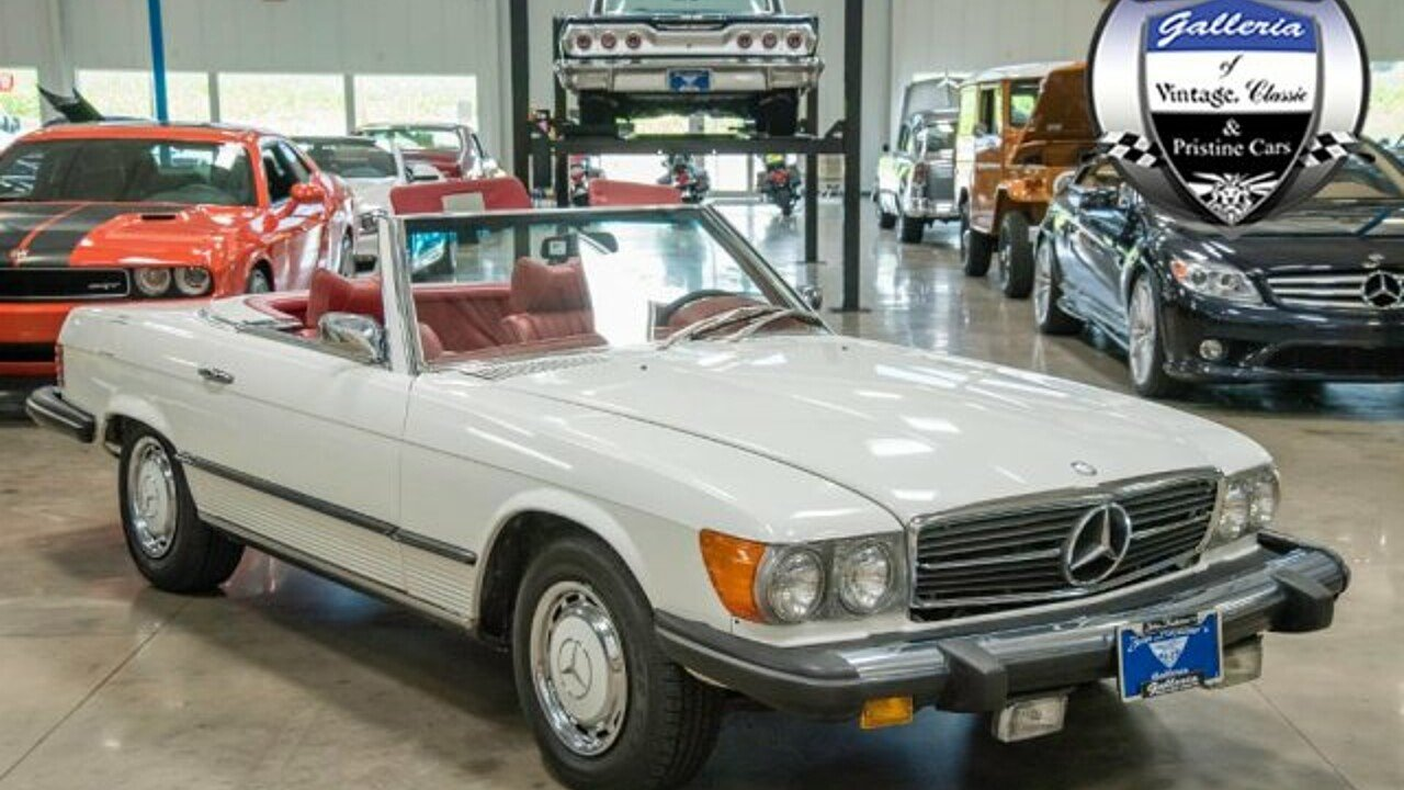 1976 Mercedes-Benz 450SL for sale 100888215