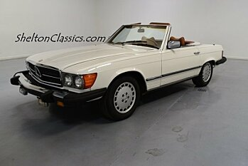 1976 Mercedes-Benz 450SL for sale 100986859