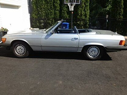 1976 Mercedes-Benz 450SL for sale 100798157