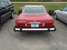 1976 Mercedes-Benz 450SL for sale 100880708