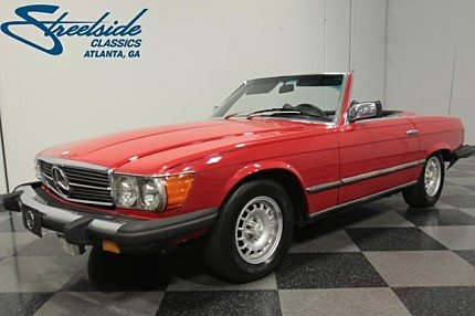 1976 Mercedes-Benz 450SL for sale 100957220