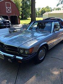 1976 Mercedes-Benz 450SL for sale 101003981