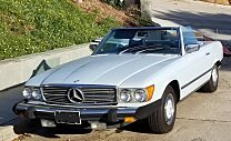 1976 Mercedes-Benz 450SL for sale 101030435