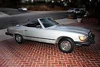 1976 Mercedes-Benz 450SL for sale 101056533