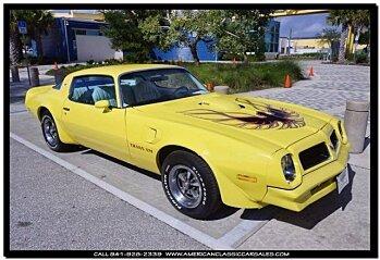 1976 Pontiac Firebird for sale 100768522